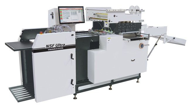 Die Cutting Equipment, Die Cut Press - THERM-O-TYPE NSF Ultra