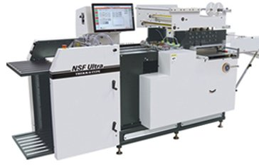 NSF Series Foil Stamping Presses