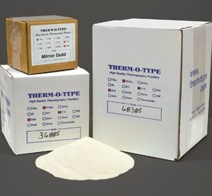 THERM-O-TYPE Thermography Powder