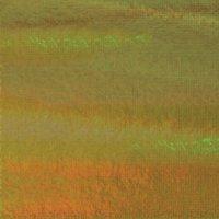 Gold Rainbow Glitter Fusing Foil
