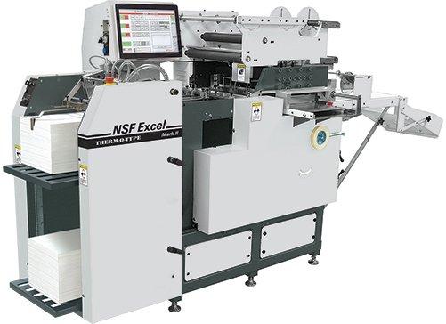 Foil Stamping Presses